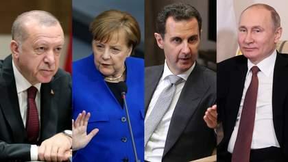Сирія: хисткий мир і нічийні мігранти