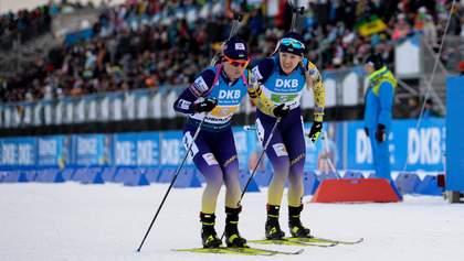 Кубок мира по биатлону в Нове-Место: Украина объявила составы на эстафетные гонки