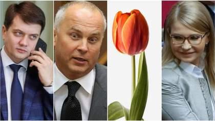 Будьте красивыми и сильными: как украинские политики поздравляют женщин с 8 марта