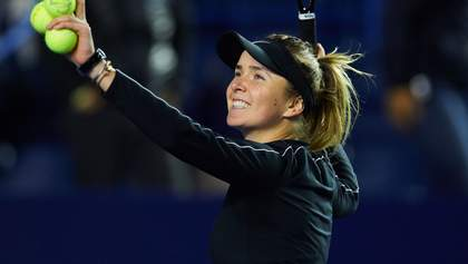 Свитолина на турнире в Мексике исполнила лучший удар дня по версии WTA – видео
