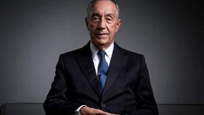Президент Португалії ді Соуза міг заразитися коронавірусом