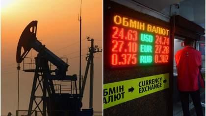 Обвал цен на нефть: как это повлияет на Украину, курс гривны и цены на бензин