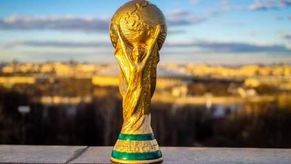 Чемпіонат світу 2022: ФІФА переносить матчі кваліфікації