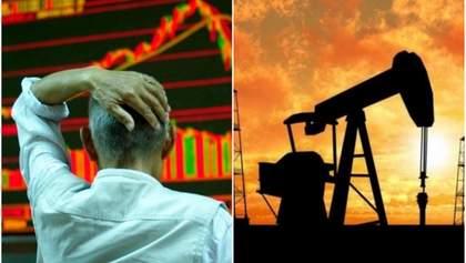 Обвал фондовых рынков и падение цен на нефть: причины и вероятные последствия кризиса
