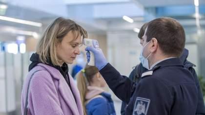 Молдова не пускатиме в країну іноземців з країн, де лютує коронавірус