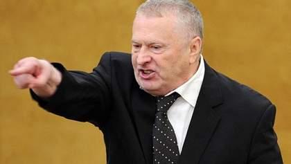 Ходят парикмахеры и ледорубы: Жириновский против, чтобы россияне сами выбирали президента