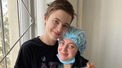 Снежана Бабкина показала фото сына в больнице