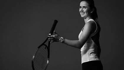 Украинка Элина Свитолина снялась в красивой фотосессии WTA – фото и видео