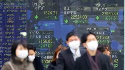 Коронавирус может вызвать в Европе большой экономический шок, – Лагард