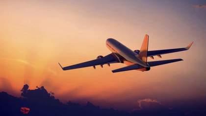 З якими країнами Україна припиняє авіасполучення через коронавірус