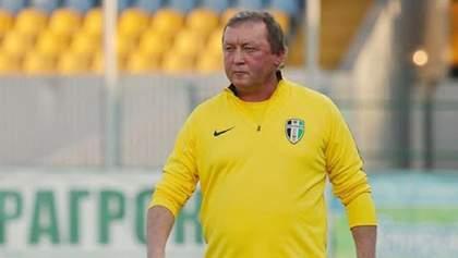 Тренеру украинского топ-клуба стало плохо после матча – детали