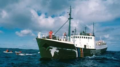 """Операция """"Сатаник"""": как Greenpeace развернули масштабную кампанию против ядерных испытаний"""