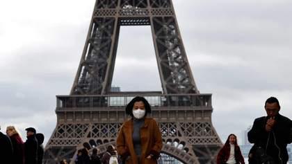 Во Франции объявили карантин из-за коронавируса