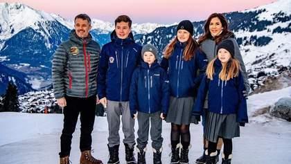 Принцеса Данії Марі вивезе дітей з школи-інтернату в Швейцарії через коронавірус