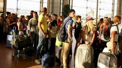 За кордоном застрягли 14 220 українців, які купили тури в Join UP: евакуація вже стартувала
