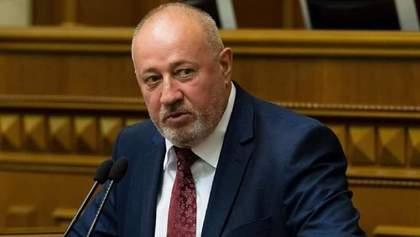 Виктор Чумак подал в отставку: детали