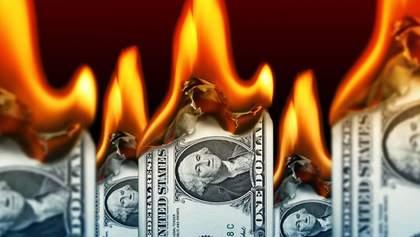 Дефолт добьет украинскую экономику