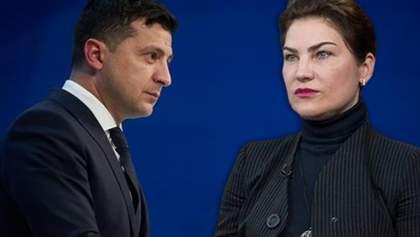 """Венедиктова может стать """"ручным прокурором"""": риски назначения Зеленского"""