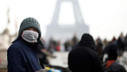 Во Франции ввели специальный формуляр для выхода из дома: фото