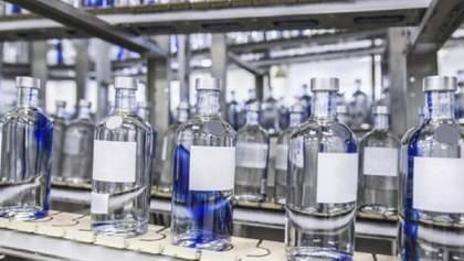 Эпидемия коронавируса: Укрспирт запускает 4 дополнительных заводы из-за роста спроса