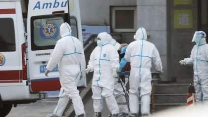 Хворий на коронавірус українець нещодавно повернувся з Єгипту