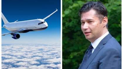 Кому бракує грошей на літак з Відня в Україну, може написати у приват послові Щербі