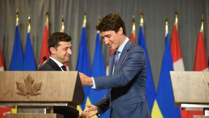Зеленський і Трюдо поговорили телефоном про коронавірус: яку допомогу надасть Канада