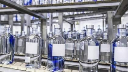 Україна зупинила експорт спирту через коронавірус