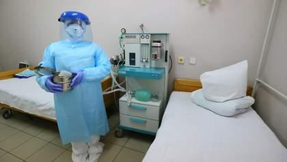 На Волыни 5 человек, у которых подозревают коронавирус, хотели сбежать из больницы