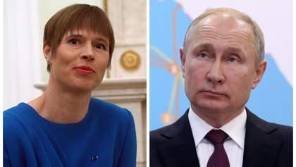 Естонія претендує на територію Росії: реакція росіян