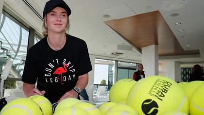 """""""Тренируйся дома – играй за весь мир"""": украинские теннисистки поддержали акцию от Nike"""