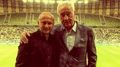 """Димінського не було в машині під час ДТП, – колишній віцепрезидент """"Карпат"""" Смалійчук"""