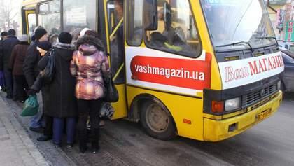 У Кропивницькому ветерани АТО відмовились від пільг на проїзд