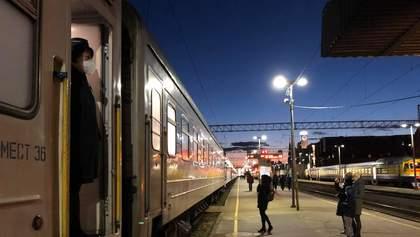 Пассажиров поезда из Риги более 3 часов не выпускали: что говорят украинские власти
