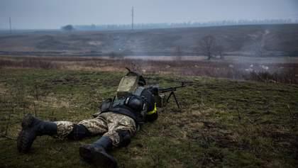 Минувшие сутки на Донбассе прошли без потерь, хотя украинских военных обстреляли 8 раз