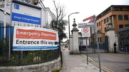 У лондонській лікарні, де від Covid-2019 померли 8 пацієнтів, покінчила з життям медсестра
