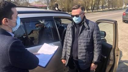Экс-главу МИД Леонида Кожару задержали по подозрению в убийстве