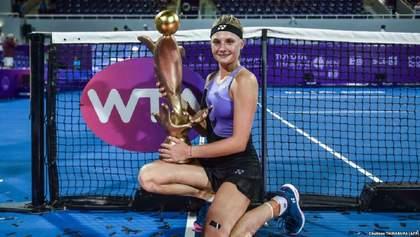 WTA сняла историю о жизни талантливой теннисистки Даяны Ястремской