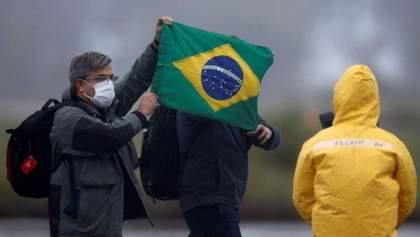 В Бразилии отправят в море всех, кто находится в группе риска из-за коронавируса