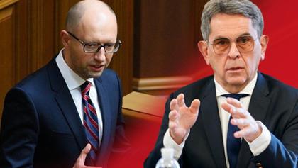 Зеленський розповів, чи призначать Яценюка головою Нацбанку і чи звільнять Ємця