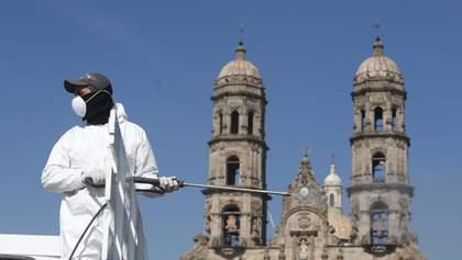 Коронавірус у Мексиці: громадяни вимагають закрити кордон зі США
