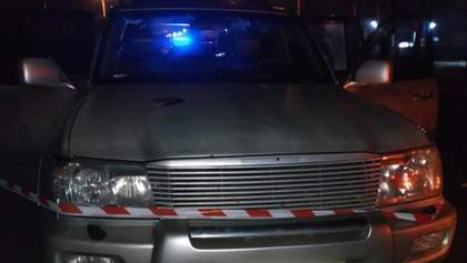 Убитого полицейского нашли в багажнике авто в Никополе