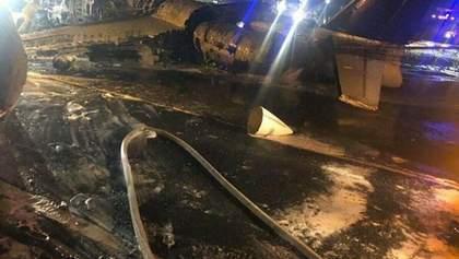 У Манілі на Філіппінах вибухнув літак, є загиблі: фото, відео.