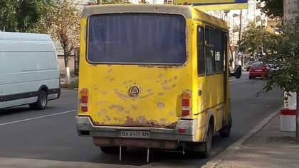 На коронавірус захворів водій маршрутки в Кропивницькому: 4 маршрути міста призупиняють роботу