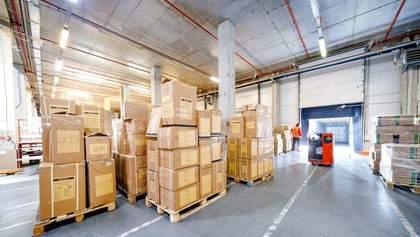 """""""Новая почта"""" за 4 дня бесплатно доставит больницам 120 тонн медицинских товаров"""