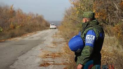 Боевики обстреливают участки разведения войск на Донбассе, – миссия ОБСЕ