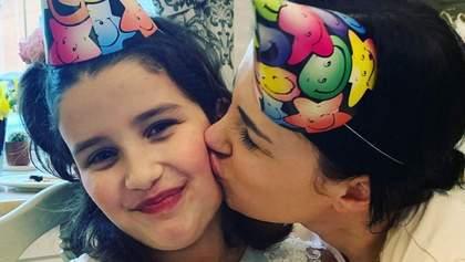 Анастасия Приходько очаровала сеть фотографиями дочери