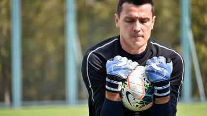 Легендарний український футболіст завершить кар'єру через травму