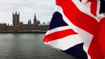 Коронавірус у Британії: зменшується кількість смертей за добу