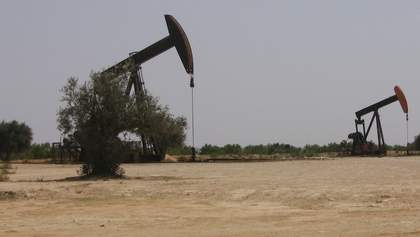 Цены на нефть эталонных марок резко упали: Brent подешевела сразу на 10 долларов
